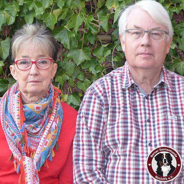 Barbara Hornemann und Ulrich Risse